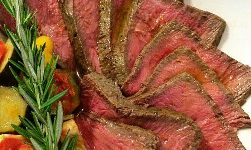Roast beef in crosta di sale