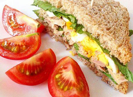 Tuna sandwich – Sandwich di tonno