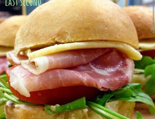 Bocconcini last second – panini sfiziosi