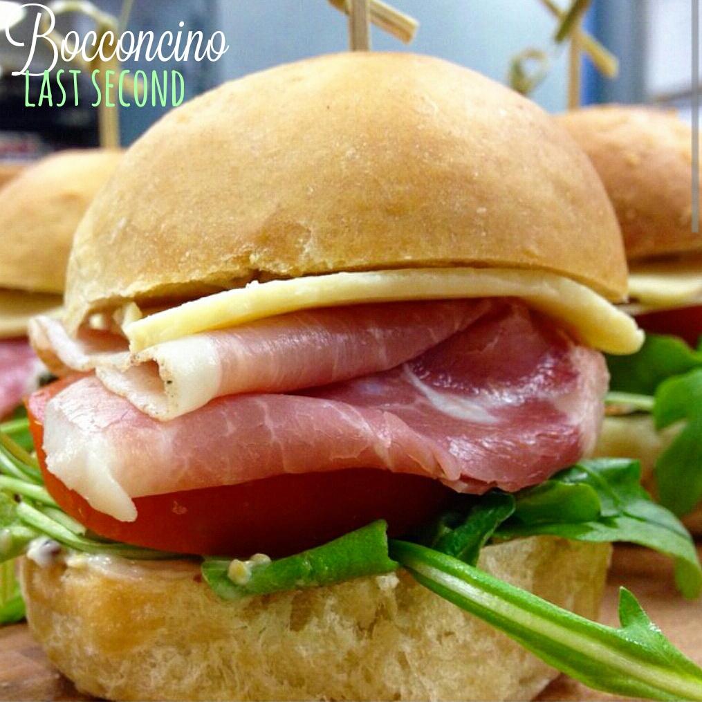 Bocconcini last second - panini sfiziosi