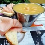 Zuppa di ceci – ricetta light