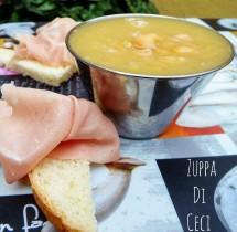 Zuppa di ceci - ricetta light