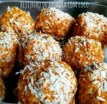 Dolcetti di zucca e cocco - ricetta brasiliana