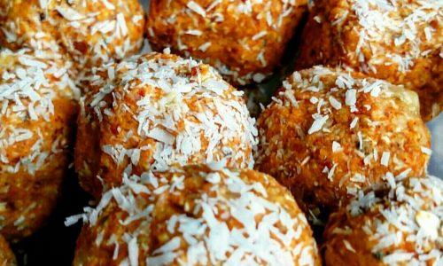 Dolcetti di zucca e cocco – ricetta brasiliana