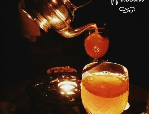 Wassail – il birra brulè – ricetta inglese