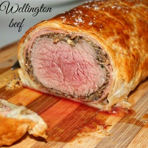 Filetto alla Wellington - Beef Wellington