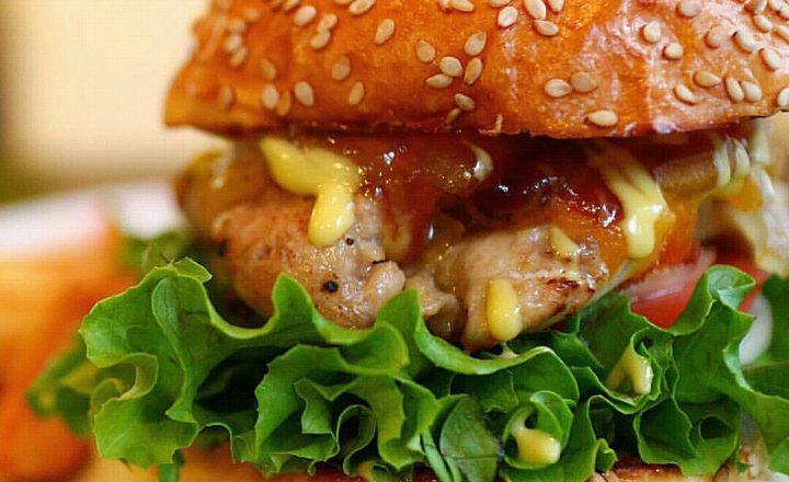 Hamburger Ittadakimasu – panino fusion