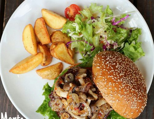Hamburger Monte Baldo