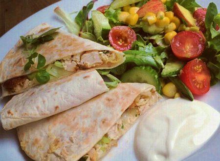 Quesadillas di pollo – ricetta messicana