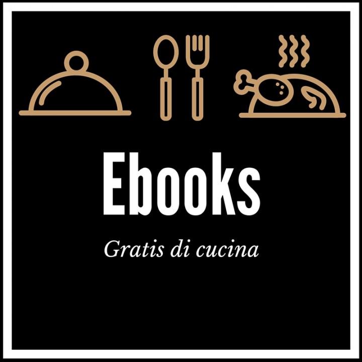Ebooks gratis di cucina