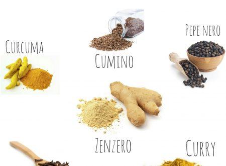 Spezie brucia grassi che fanno dimagrire