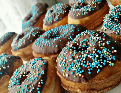 Cronuts – ricetta americana