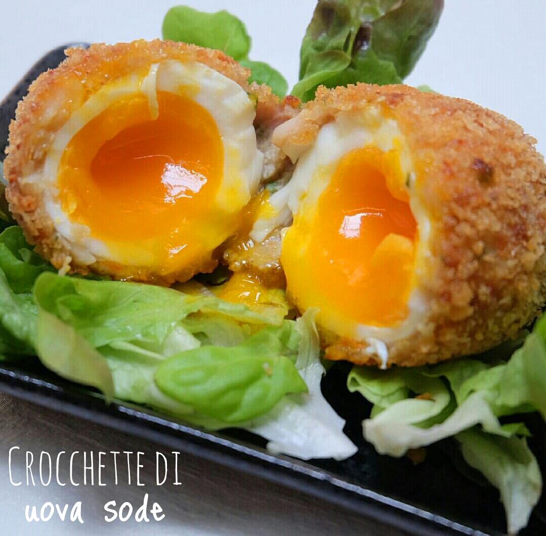 Crocchette di uova sode - ricetta di Pasqua