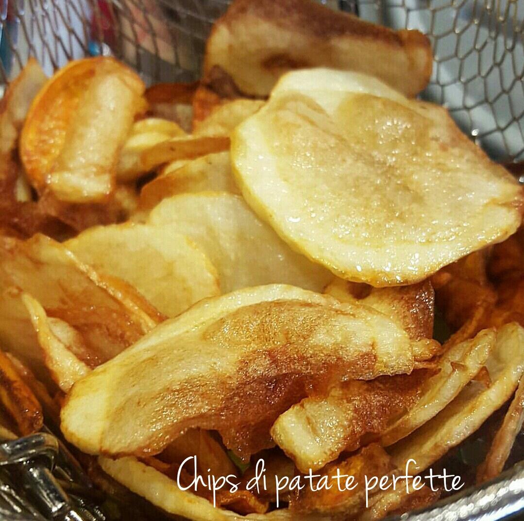 Patatine fritte perfette - ricetta Gabriele Bonci
