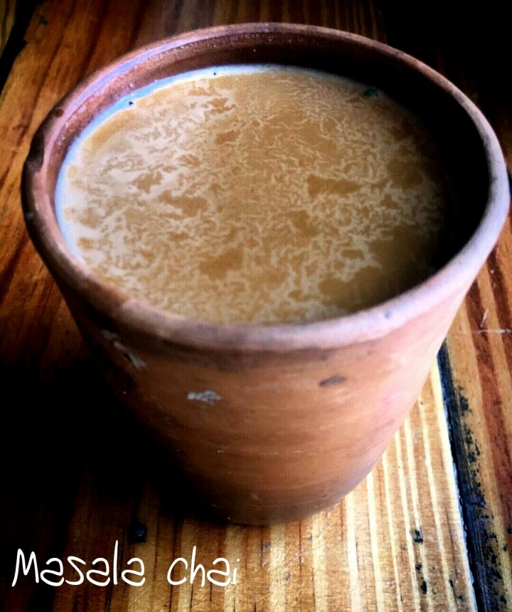 Masala chai - come preparare tè indiano