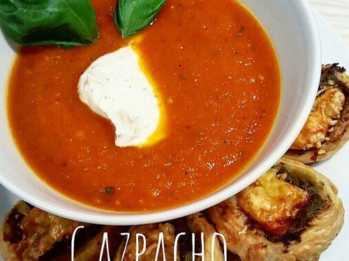 Ricetta gazpacho andaluso – come fare il gazpacho