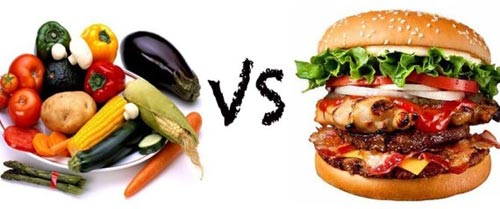 Meglio onnivori o vegani?