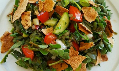 Fattoush – ricetta insalata libanese