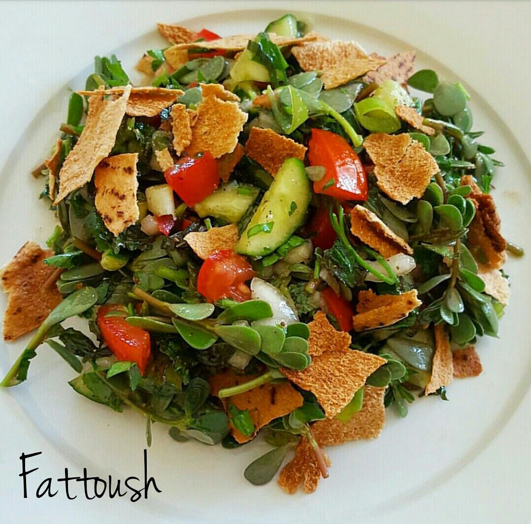 Fattoush - ricetta insalata libanese