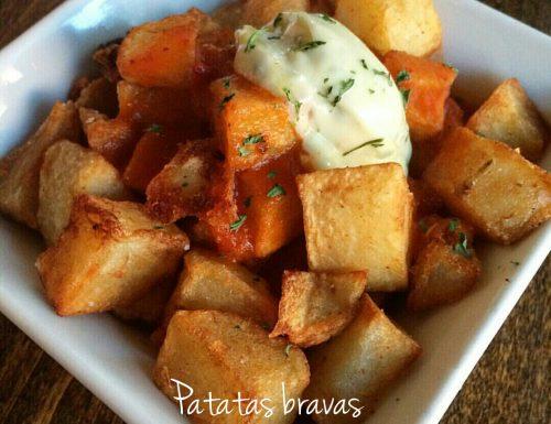Patatas bravas – ricetta spagnola