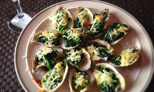 Ostriche alla Rockefeller – ricetta delle feste