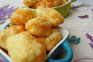 Nuvole di parmigiano – ricetta antipasto