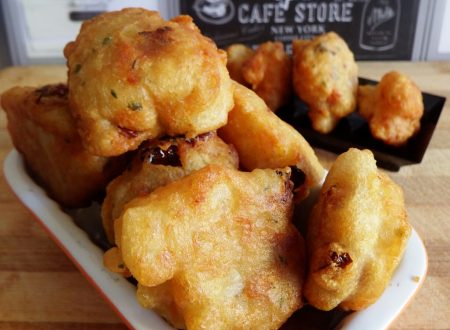 Frittelle di carnevale salate – ricetta antipasto