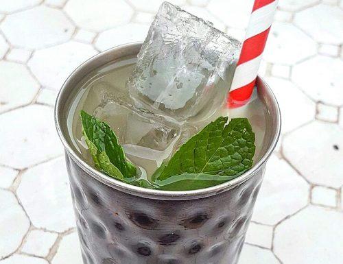 Cocktail Moscow Mule ricetta originale – come prepararlo