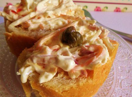 Come fare l'insalata capricciosa fatta in casa