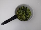 Sbriciolata salata con zucchine prosciutto e provola affumicata