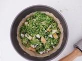 Crostata salata alle zucchine e formaggi