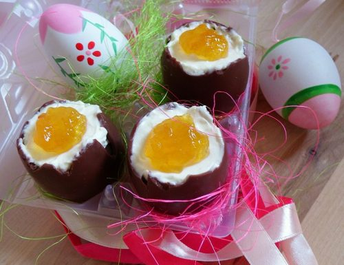 Ovetti pasquali – ricetta dolce delle feste