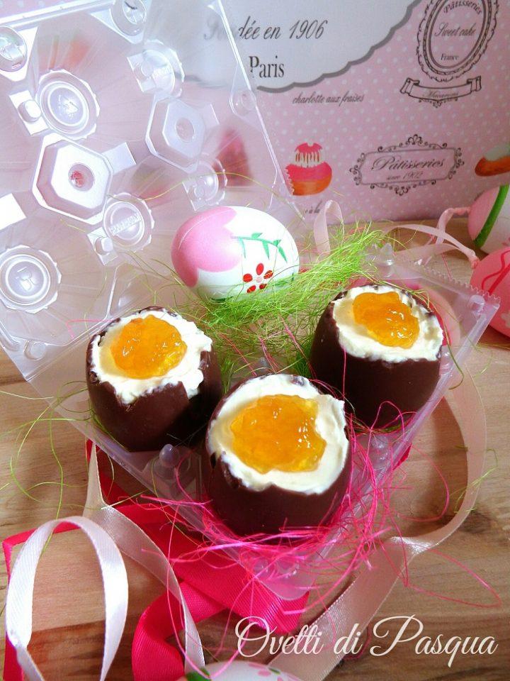 Ovetti pasquali - ricetta dolce delle feste