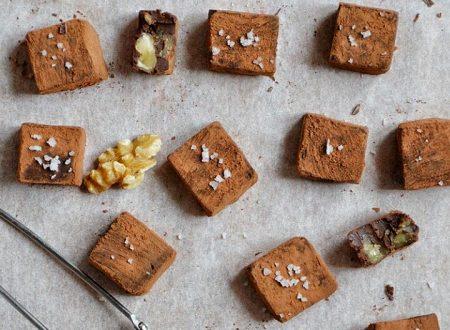 Torta brownies senza cottura