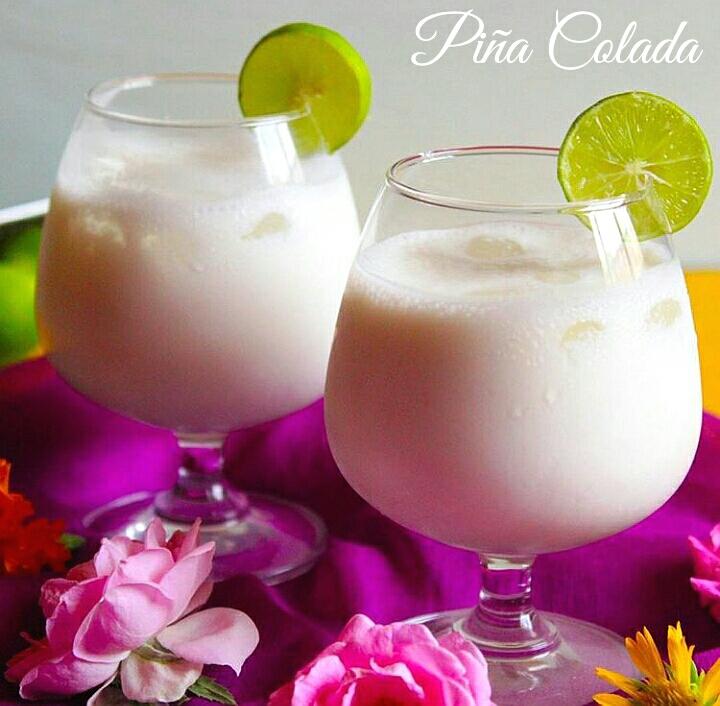 Piña Colada - ricetta cocktail