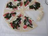 CROISSANT SALATI - ricetta finger food velocissimo