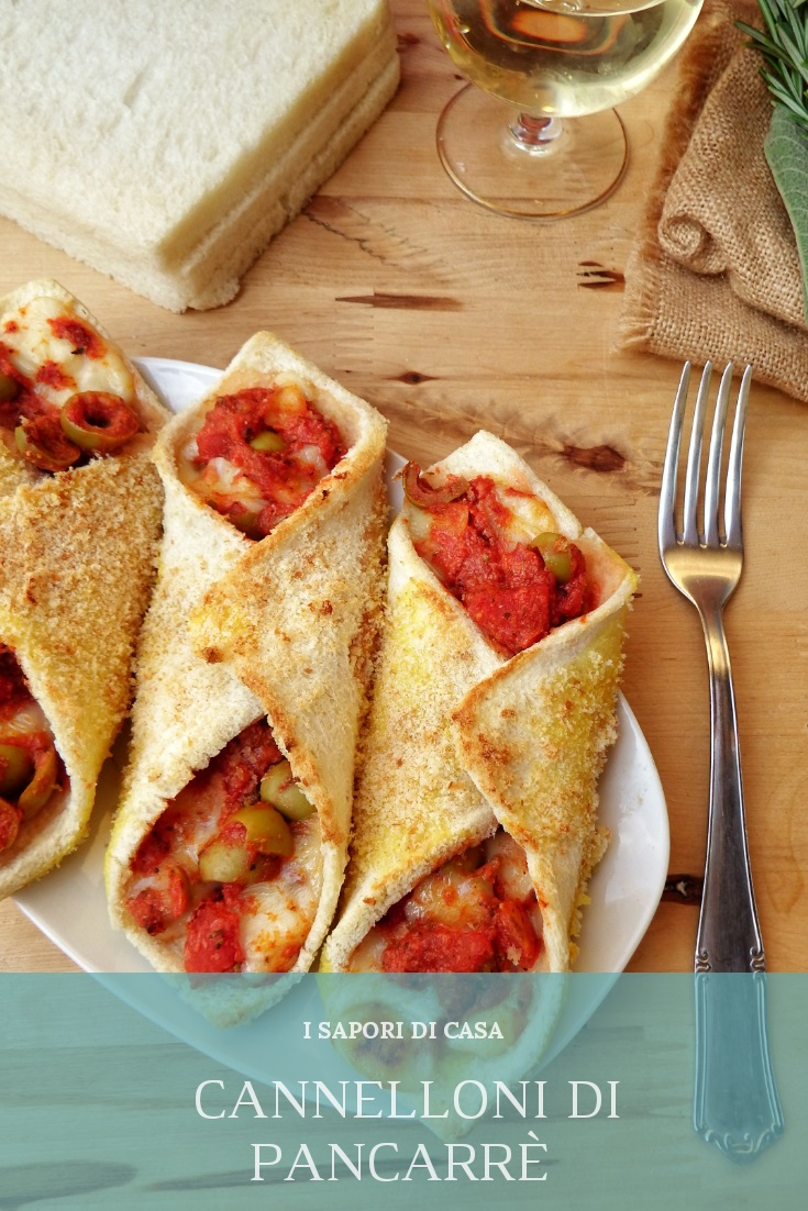 Cannelloni di pancarre i sapori di casa for Le ricette italiane