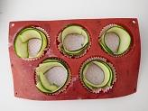 Tortini morbidi alle zucchine