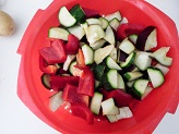 Braciole alla greca con verdure
