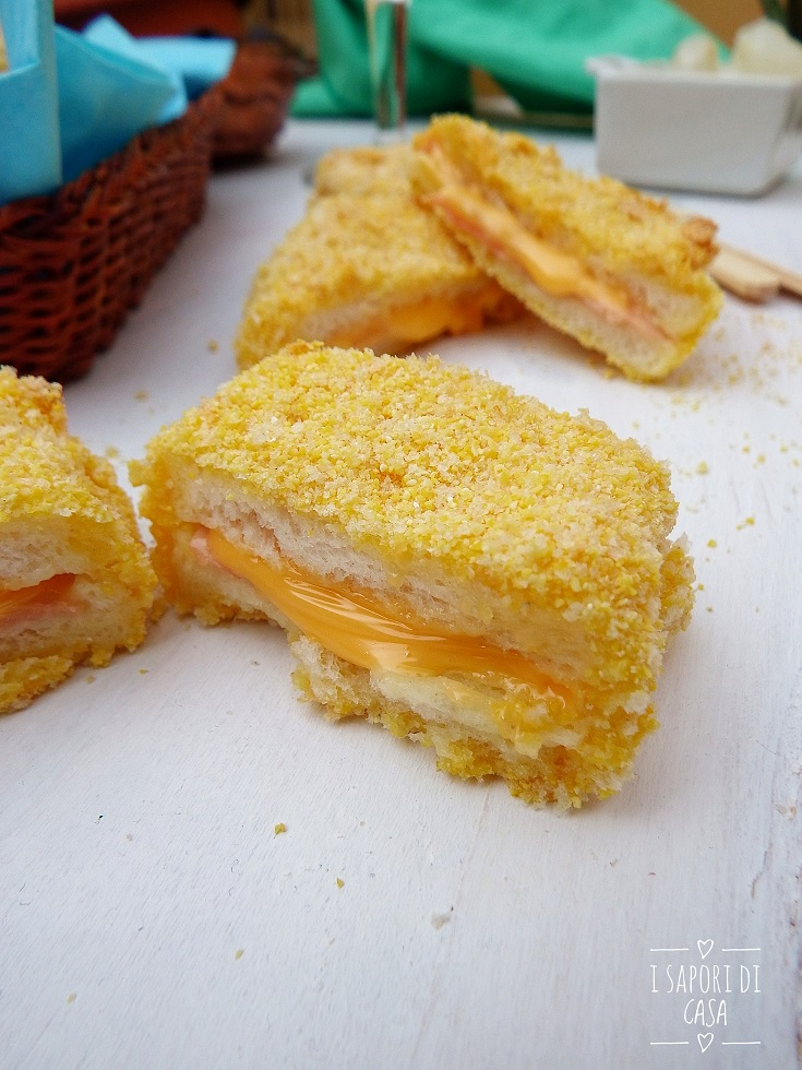 Cheddar in carrozza