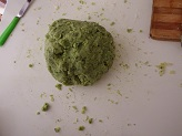 Gnocchetti verdi alla rucola