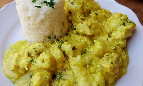 BIRYANI DI POLLO – ricetta indiana