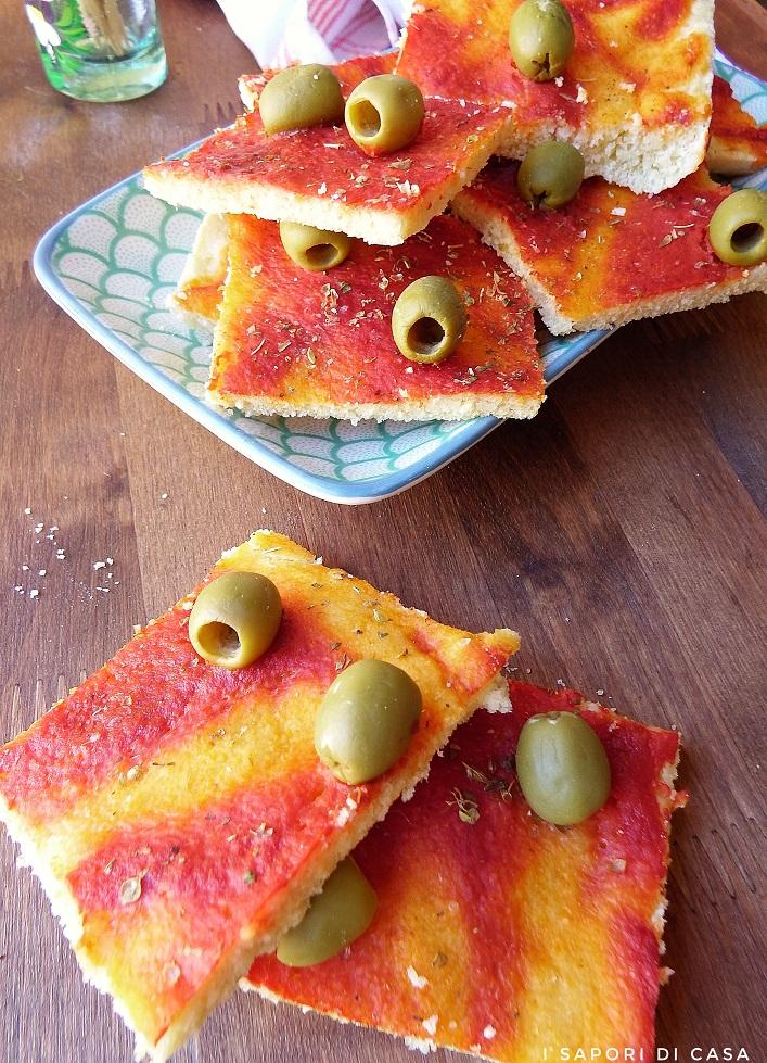 Pizza algerina