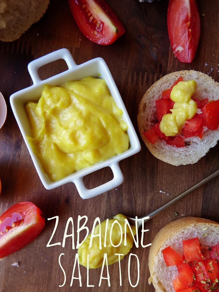 Zabaione salato