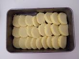 Medaglioni di semolino con ragù di carne