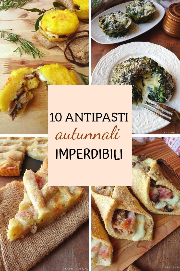 10 Antipasti Autunnali Imperdibili