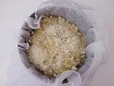 Torta chips di patate