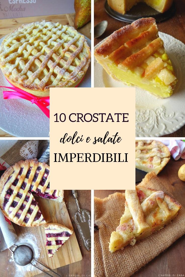 10 crostate dolci e salate imperdibili