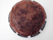 Imburra una padellina di 18 cm di diametro, scalda bene versa un mestolino di pastella Non appena il fondo sarà leggermente rappreso, giralo con la paletta e cuoci l'altra parte della crepes Continua finchè non sarà terminato l'impasto