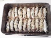 Sardine gratinate al forno